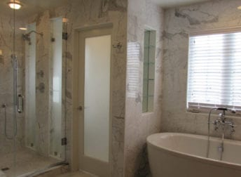 A New Market Master Bathroom