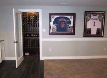 Make your basement a man-cave