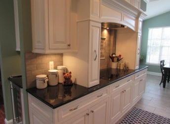 Grand kitchen renovation