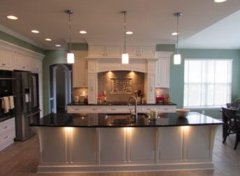 Grand kitchen renovation in Sykesville