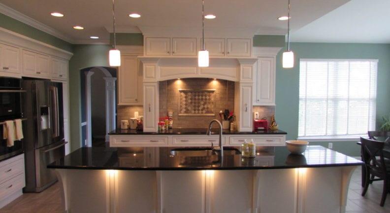 Grand kitchen renovation in Sykesville
