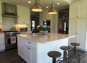 Whole house renovation featuring
