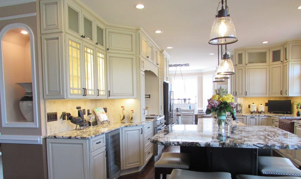 Stunning Kitchen Remodel In Ijamsville Talon Construction