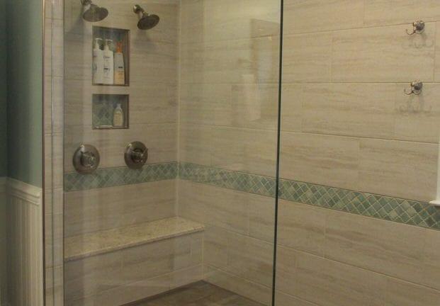 Ijamsville bathroom remodel