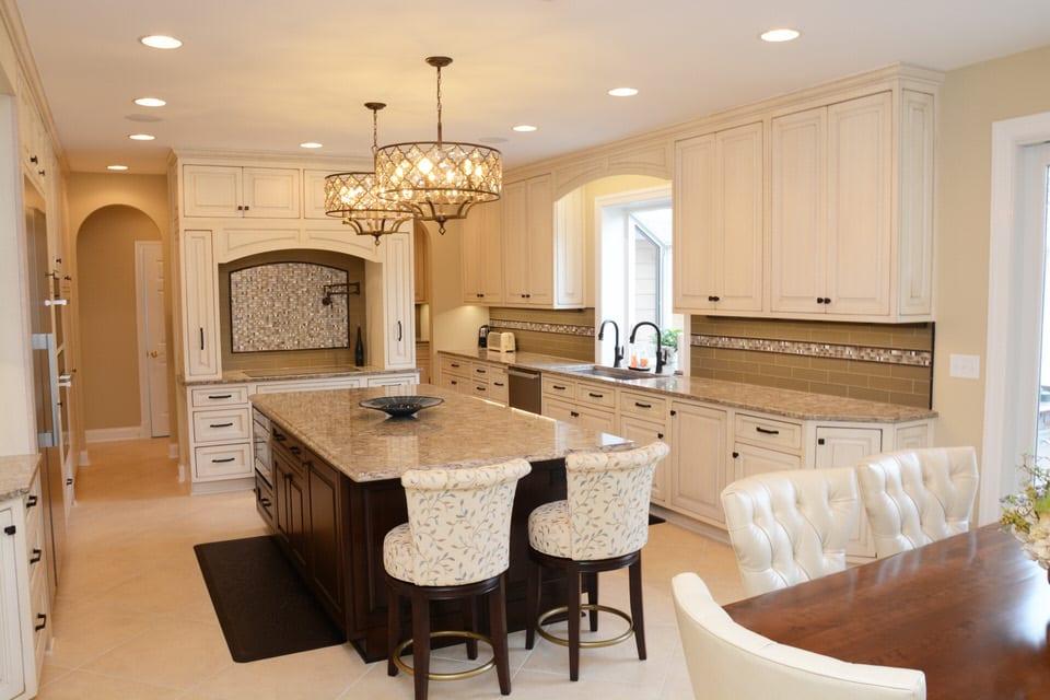 Spectacular Kitchen Renovation In Potomac Md Talon