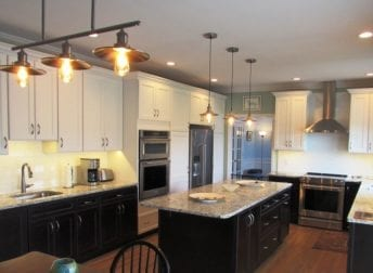 Kitchen remodel in Mt Airy