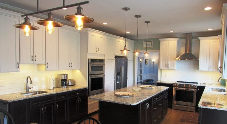 Mount Airy kitchen remodel