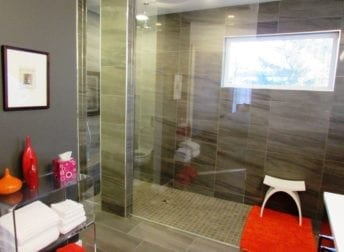 Frederick modern bathroom remodel