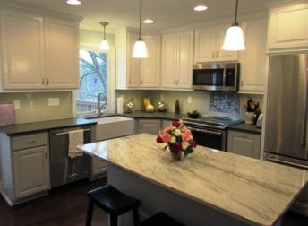Lovely Frederick kitchen remodel