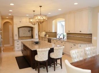 A spectacular kitchen renovation