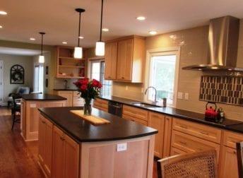 Lovely kitchen renovation in Jefferson