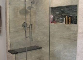 Bathroom remodel in Potomac