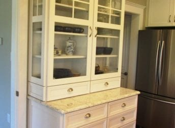 Storybook ending kitchen in Frederick