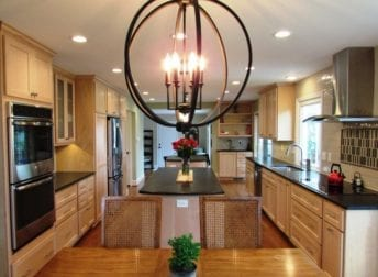 Lovely kitchen renovation in Jefferson