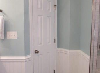 A Ijamsville bathroom remodel