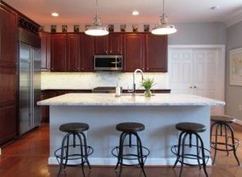Frederick condominium remodeling project
