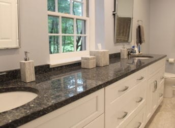 Potomac master bathroom remodel