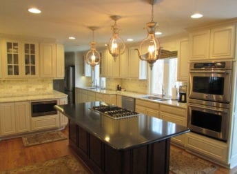 Kitchen renovation in Myersville