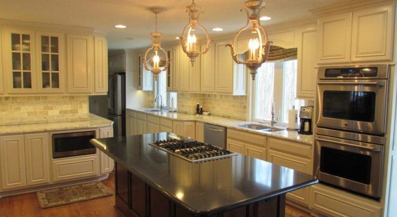 Kitchen renovation in Myersville