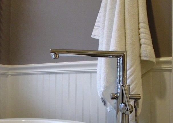Master bathroom remodel in Middletown