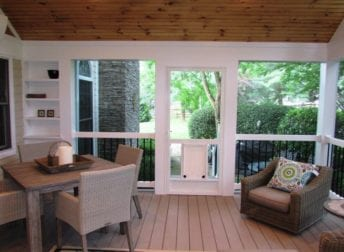 Add outdoor living space to match home