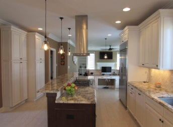Large kitchen remodel in Myersville