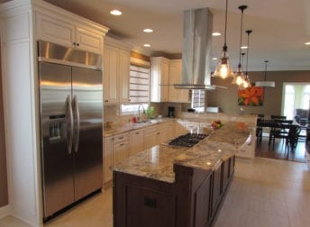 Large Myersville kitchen remodel