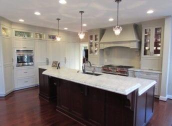 Kitchen remodel in Gaithersburg