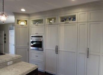 Open kitchen remodel in Gaithersburg