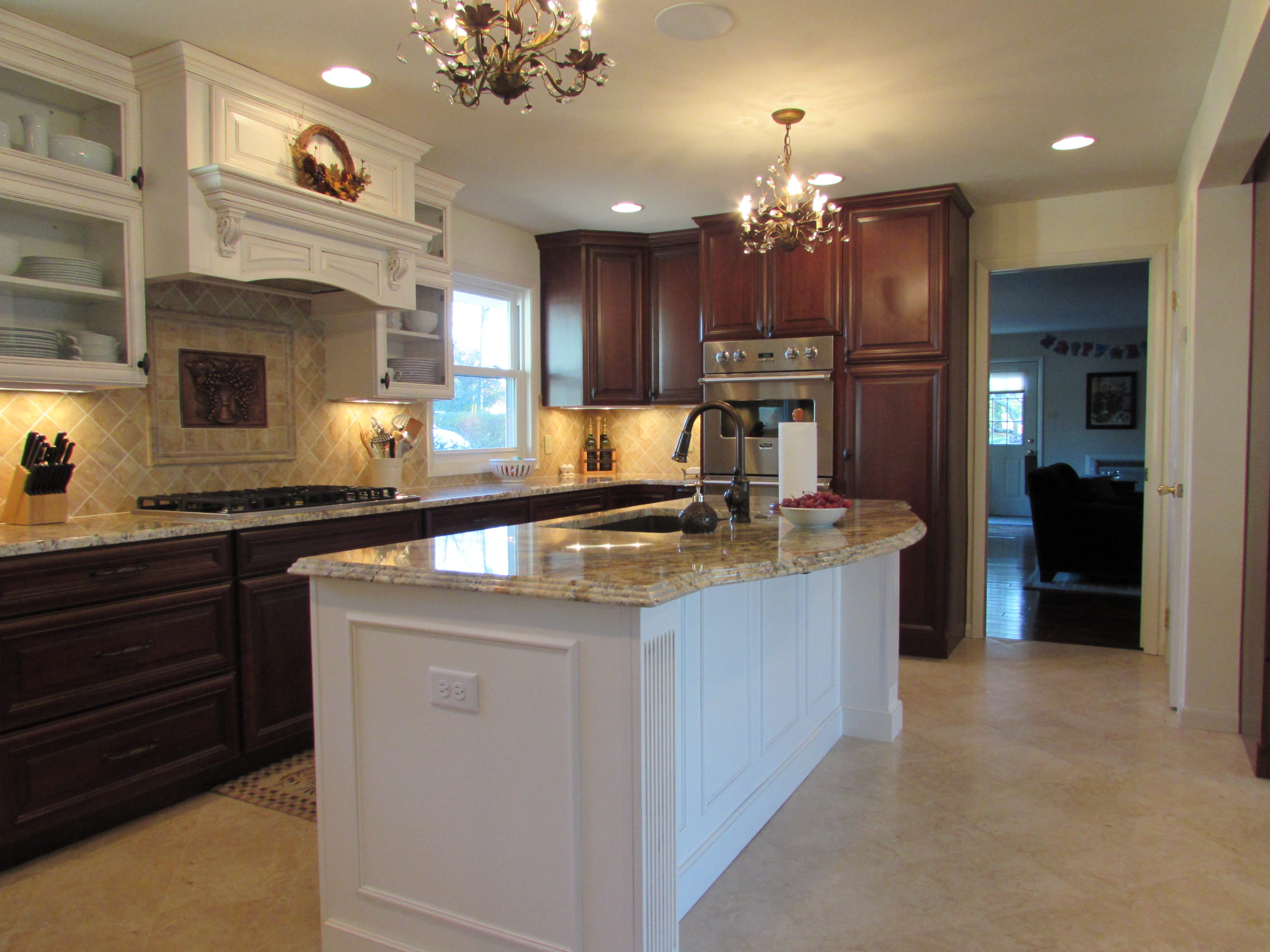 Middletown, MD kitchen remodel with butler's pantry ...