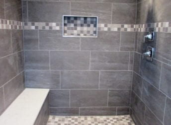 Master bathroom remodel in Myersville