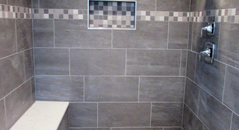Master bathroom remodel in Myersville