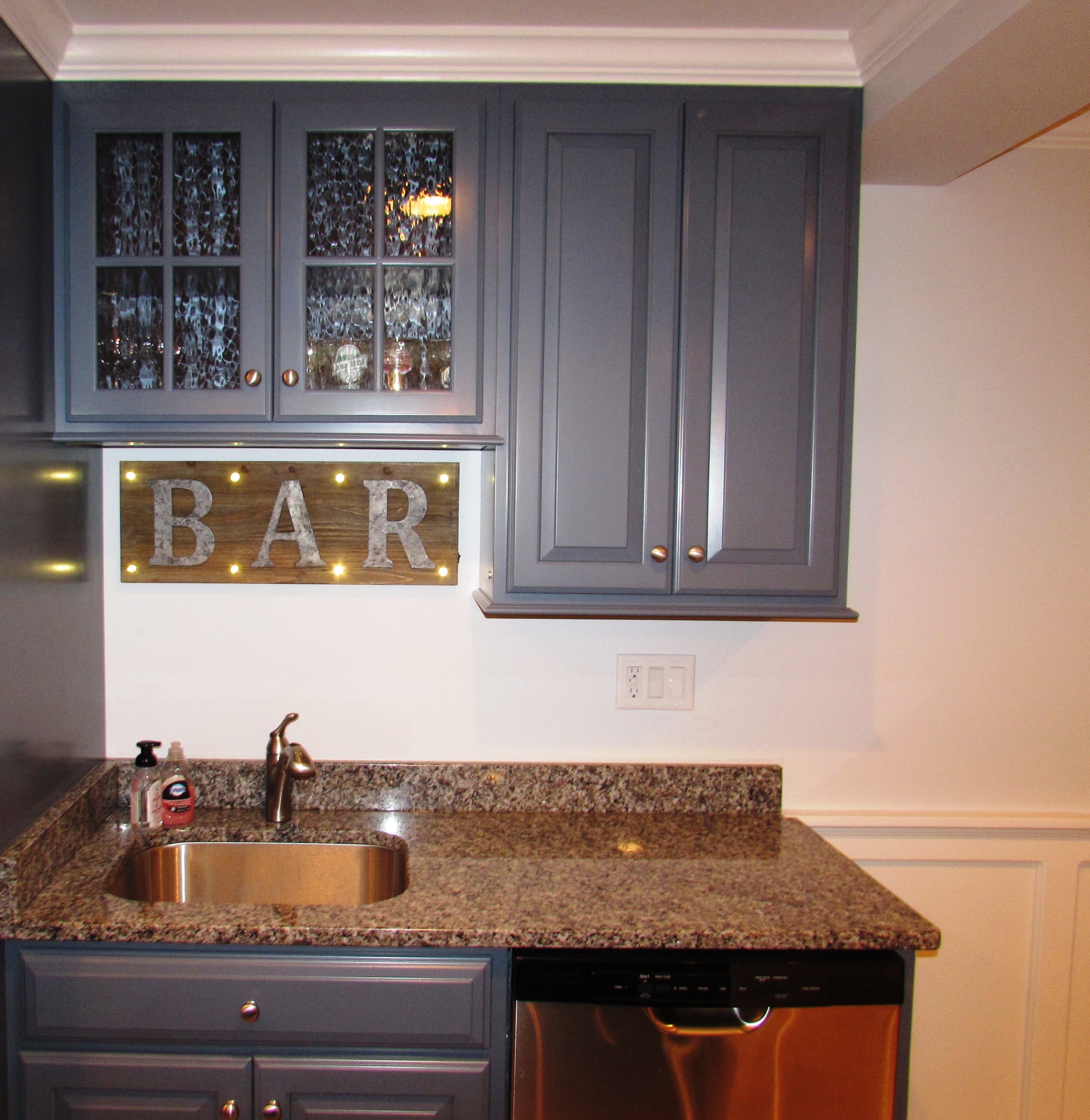 Basement Remodeling: Another Basement Remodel In The Villages Of Urbana