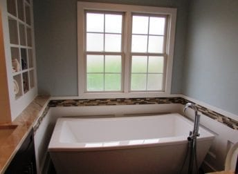 Bathroom remodel in Clover Hill