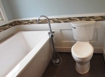 Bathroom remodel in Frederick in Clover Hill