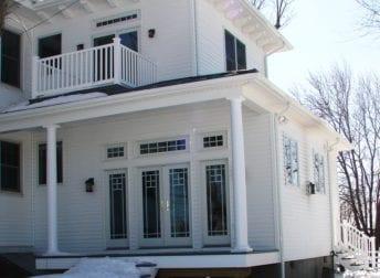 Adamstown farmhouse addition project