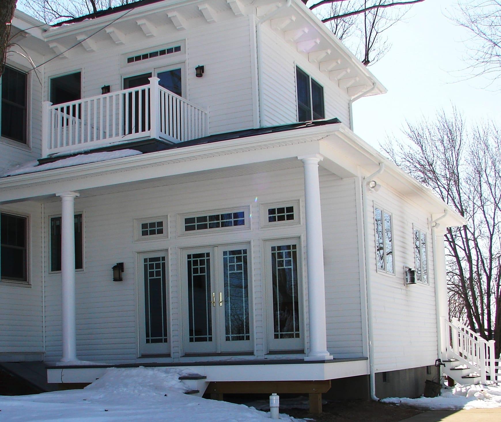 Farmhouse Additions: Farmhouse Addition In Adamstown