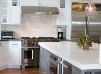 It is time to remodel your Kentlands kitchen as they are 25 years or older