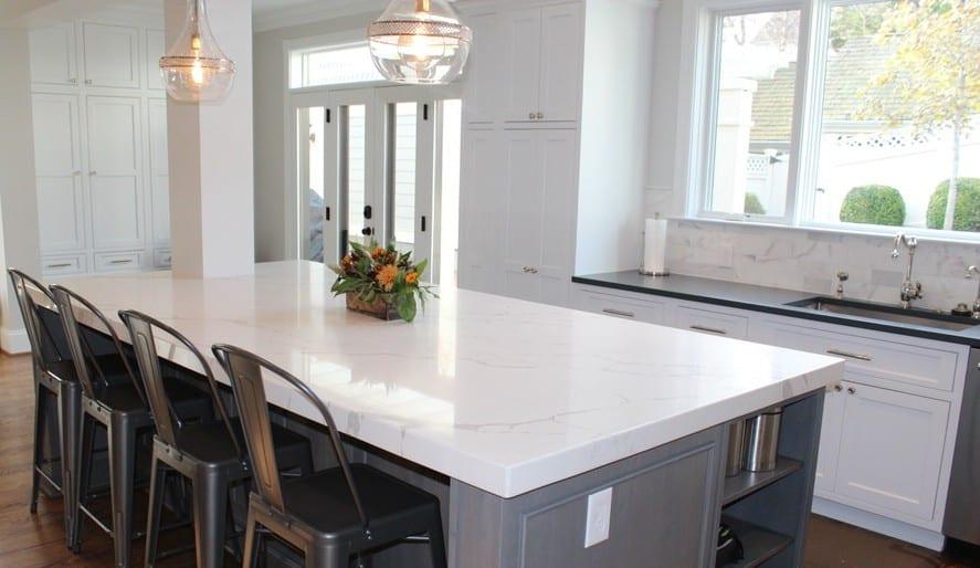 Kitchen addition in the Kentlands of Gaithersburg - Talon ...
