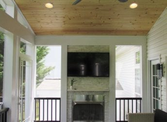 Great ideas for a porch project