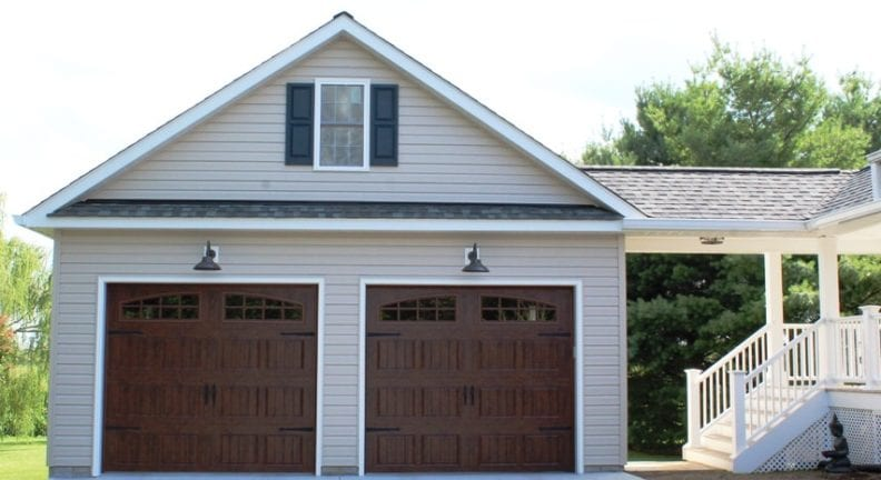 We have always wanted a garage and now is the perfect time to have one added to your home