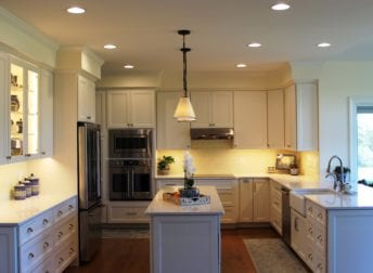 Renovate your home to make it flow easier open floor plan remodel in Mt Airy, MD