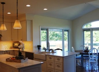 Renovate your home to make it flow easierMt Airy kitchen remodel