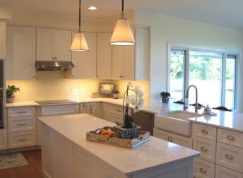 Renovate your home to make it flow easier Mount Airy kitchen remodeling project