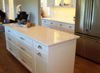 Mount Airy kitchen renovation Renovate your home to make it flow easier