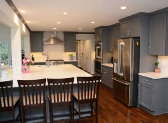 North Potomac kitchen renovation