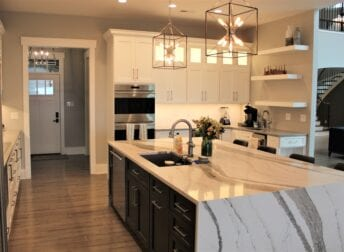 Frederick design build kitchen remodeling